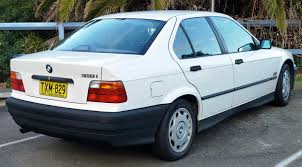 Automotive Database: BMW 3 Series (E36)