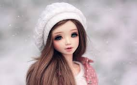 Cute Dolls Wallpapers (Page 3) - Line ...