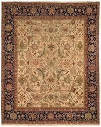 black and orange rug ivory ridgecrest distressed vintage area black and orange rug area