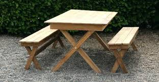 search tags old wood table outdoor furniture garden deconstruction teak picnic round reclaimed and bench set