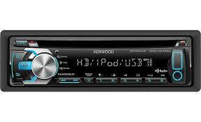 kenwood kdc hdu cd receiver at com kenwood kdc hd455u front