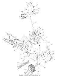 mtd 13az608h131 2004 parts diagram