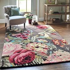 flower rug zoom