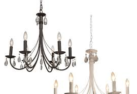outdoor flameless candle chandelier ideas