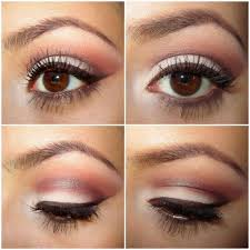 natural eye makeup brown eyes ideas