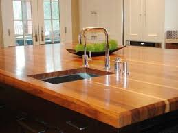 grothouse lumber kitchen walnut island countertop