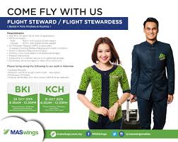 maswings cabin crew walk in interview better aviation