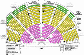 Ryman Seating Chart Obstructed View Valid Ryman Auditorium Interactive Seating Chart Ryman