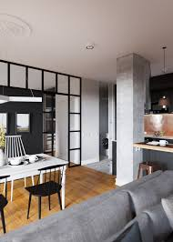 Home Designs: Modern Bachelor Pad - Small Apartments