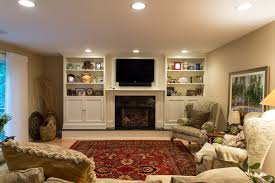 electric fireplace wall units