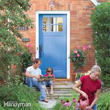 prehung exterior door