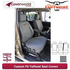 tuff seat covers seat covers transit van