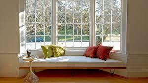 Image of: Bay Window Sofa Simple