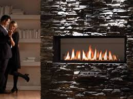chic linear fireplace ideas modern fireplaces with great for amazing gas fireplace stone surround