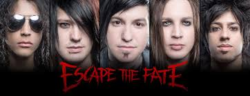 escape the fate is touring in support of their fourth studio al ungrateful the al was released on may 14 2016 through eleven seven