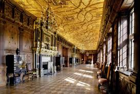 History And Glamour At Hatfield House England UK House And Search - Manor house interiors