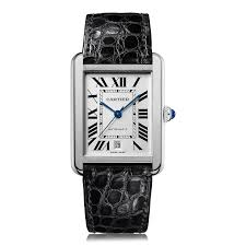 mens cartier watches the watch gallery cartier tank solo extra large mens watch w5200027