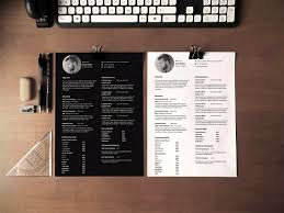 free resume template design 20 beautiful free resume templates for designers