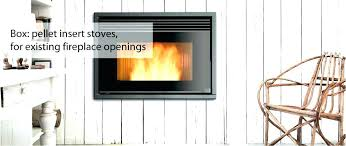 window mount pellet stove modern insert stoves fireplace breckwell inserts reviews w