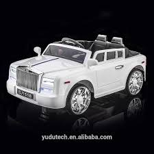 White Rolls Royce Phantom Phong Cách Trẻ Em Sang Trọng Đi Xe Trên Đồ Chơi  Chạy