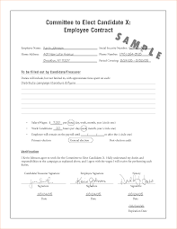 Free Employment Contract Templates 30 Images Of Contract Employee Agreement Template Leseriail Com