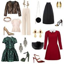 Outfit Builder: Christmas party wear