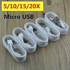 20/<b>15PCS</b> Lot Fast Charger <b>Original</b> OEM Micro USB Cable For ...