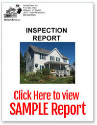 Vermont Home Inspection Checklist Digital Report Home Check
