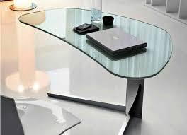 beautiful unique office desks. Beautiful Desklarge Glass Desk Cool Unique Office Furniture Design Ideas Clear Modern Desks With A