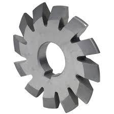 Involute High Speed Steel Gear Cutters 353135 Travers
