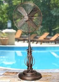 oscillating fan outdoor rotating fan outdoor oscillating fans patio prestigious outdoor patio fan floor standing