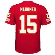 City Chiefs Kansas Mahomes Jersey