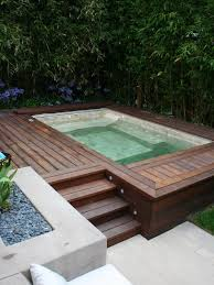 gorgeous hot tubs you wish you had in