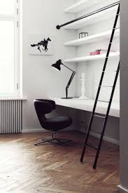 wall mounted home office. grab minimalist modern home office with wall mounted desk picture d