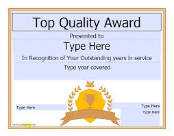 50 Amazing Award Certificate Templates Template Lab