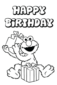 Sesame Street Coloring Sesame Street Coloring Pages Colouring To