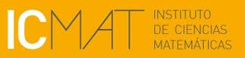 Resultado de imagen de Instituto de Ciencias Matemáticas (ICMAT)