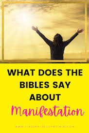 Check spelling or type a new query. This Is What The Bible Says About Manifestation Finding The Joy Within