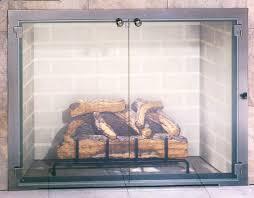 excellent best 25 fireplace glass doors ideas on glass doors for glass door for fireplace attractive dwfields com