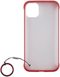 <b>Чехол Red Line Oslo</b> для iPhone 11 Pro Red (УТ000018436)