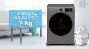 Máy giặt Beko Inverter 10kg cao cấp (xám manhattan) WCV10749XMST