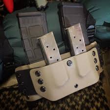 Kydex Magazine Holder Kydex Double Stack Competition Magazine Carrier 100 Rifle 100 21