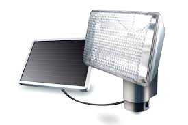 Wall Flood Lights  Led Solar Powered Motion Sensor Light Outdoor - Led exterior flood light fixtures