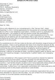 Lvn Resume Objective Impressive Lpn Cover Letter Template Examples Lvn Resume Komphelpspro