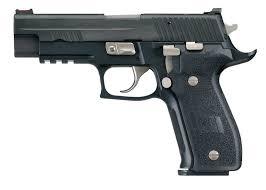 An Instant Trigger Job On A Sig P226 Handguns