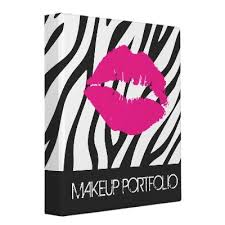 makeup artist portfolio binder portfolio binder artist portfolio and make up