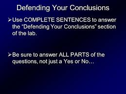 7 lab calculations