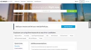 Careerbuilder Resume Search Top Websites for Posting Your Resume Online Resume Builders Reviews 68