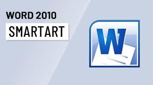 Smart Art Design Word Word 2010 Smartart Graphics