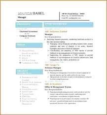 Resume Format Word 2010 Publicassets Us